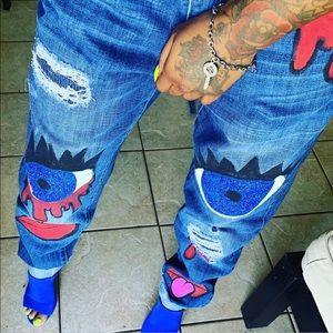 Denim - Custom made Jeans 👖